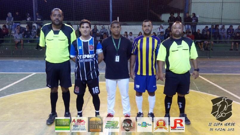 Copa Verde de Futsal 2018 - AJA x MMFC