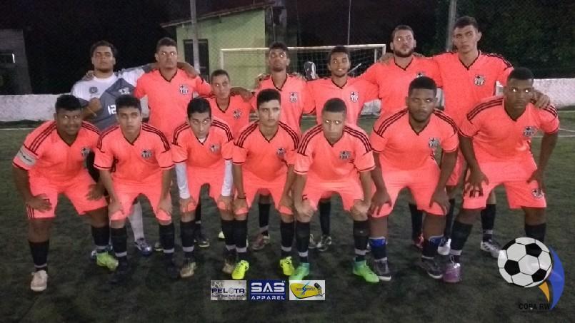 Copa RW De Futebol 7 Society - Atlético Camara Também Em Campo