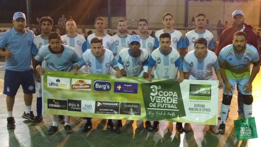 Copa Verde de Futsal 2019 - Grama City