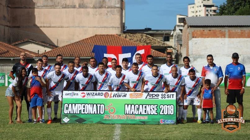 Campeonato ALTERNATIVA Macaense 2019 - PARAÍSO F.C.