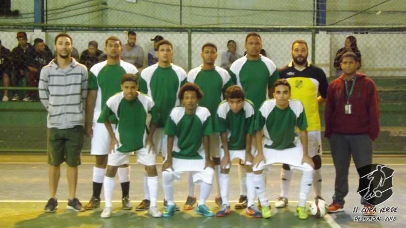 Copa Verde de Futsal 2018 - Morro do Sossego FC