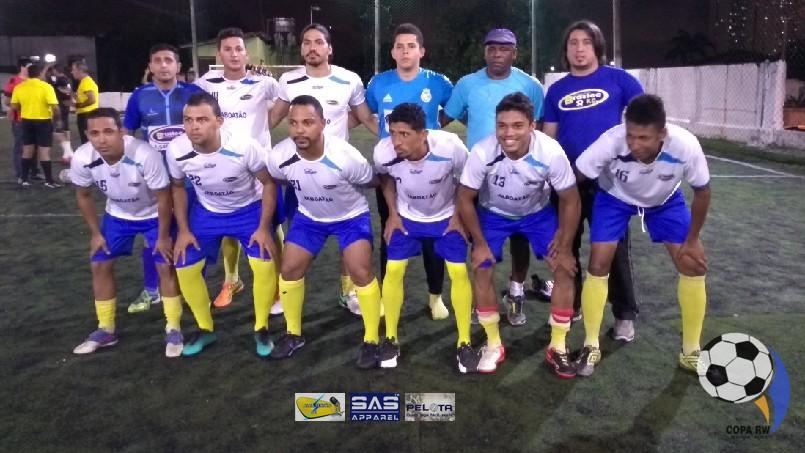 Copa RW De Futebol 7 Society - Brastec Também Em Campo , Jajá Vai Rolar a Bola