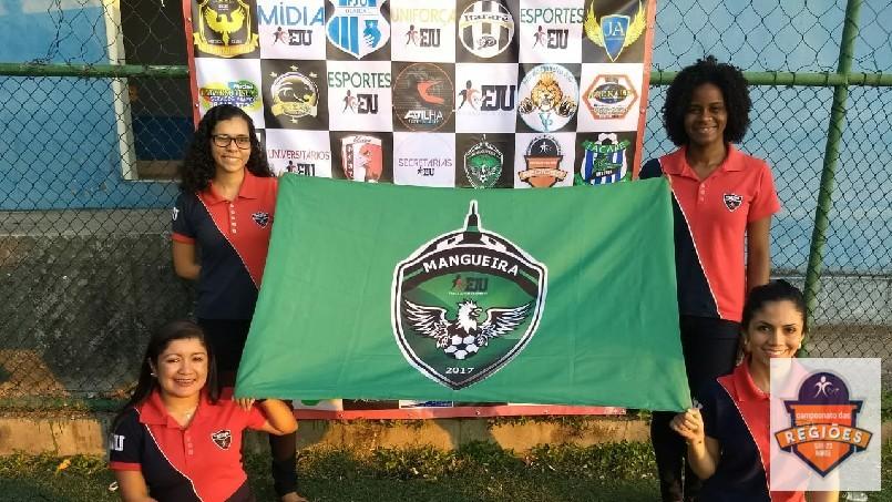 Campeonato Das Regiões Do Bloco Norte - fotos das bandeiras