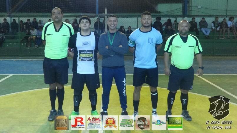 Copa Verde de Futsal 2018 - Massacra x Racing