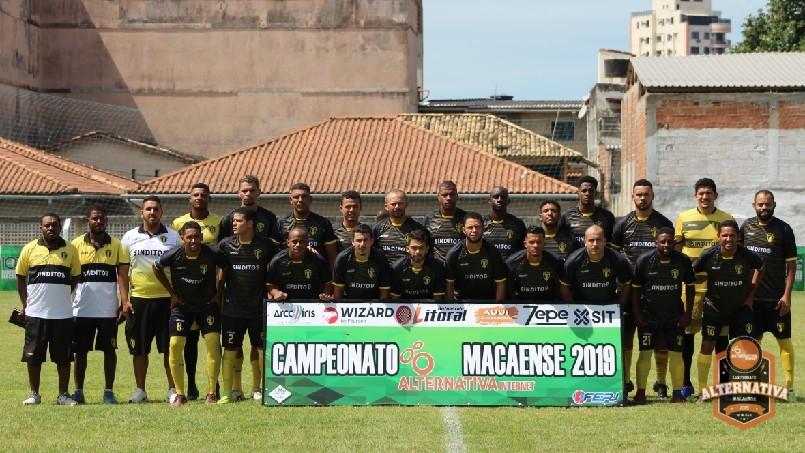 Campeonato ALTERNATIVA Macaense 2019 - SINDITOB E.C.