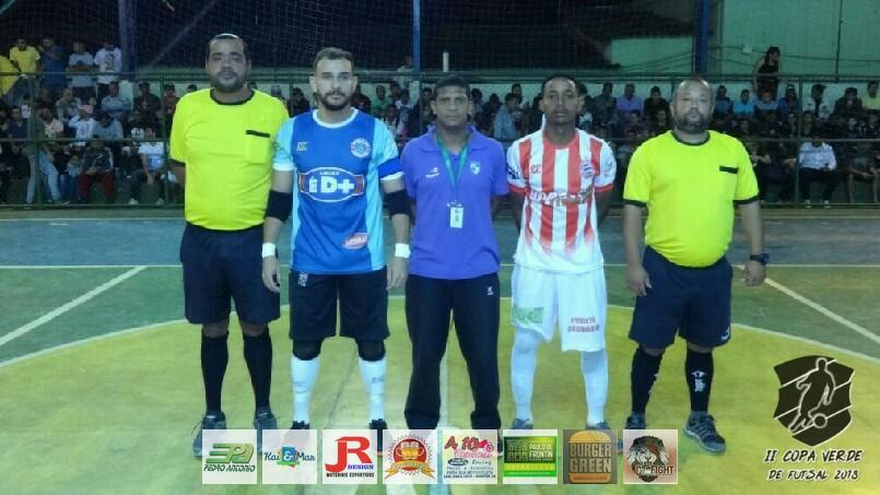 Copa Verde de Futsal 2018 - Mancha Verde x Baile de Munique