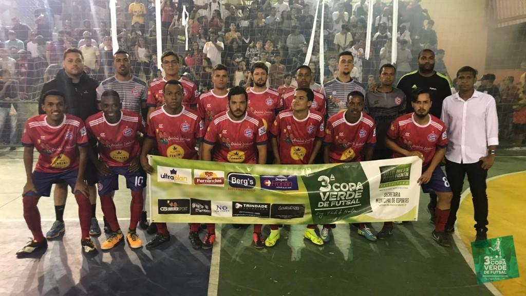 Copa Verde de Futsal 2019 - Baile de Munique