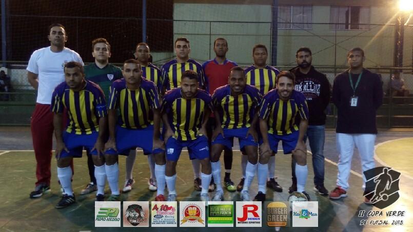 Copa Verde de Futsal 2018 - Ajax FC