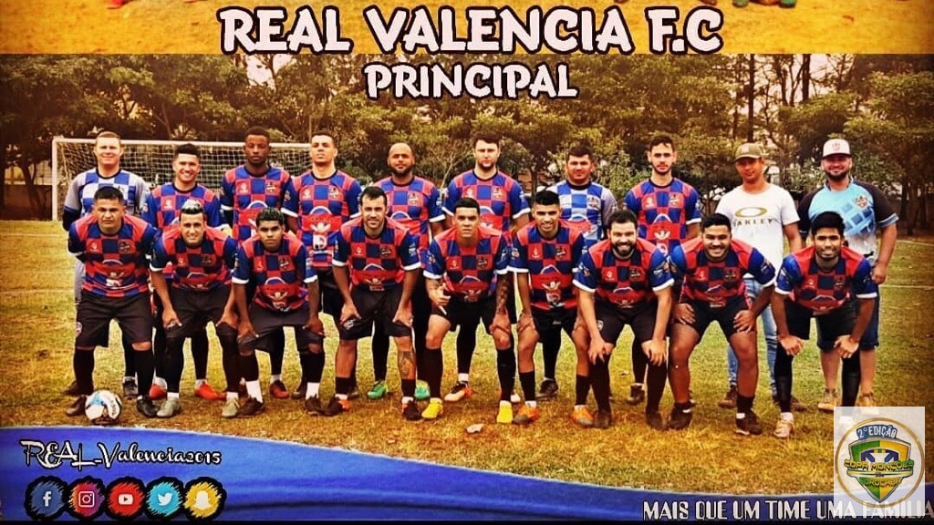 2a Copa Monções Sorocaba - Real Valencia
