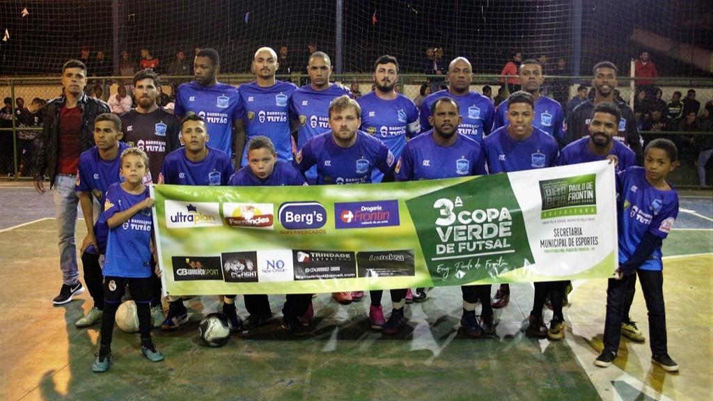 Copa Verde de Futsal 2019 - Mais Ou Menos