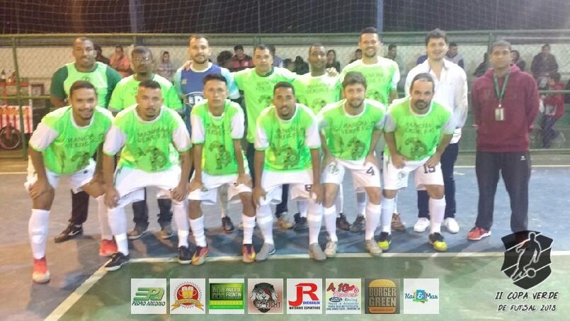 Copa Verde de Futsal 2018 - Mancha Verde FC