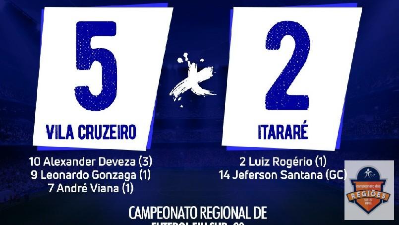 Campeonato Das Regiões Do Bloco Norte - resultado do 3 jogo