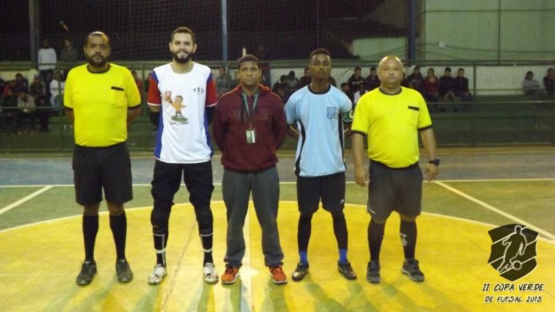 Copa Verde de Futsal 2018 - RAC x FLA
