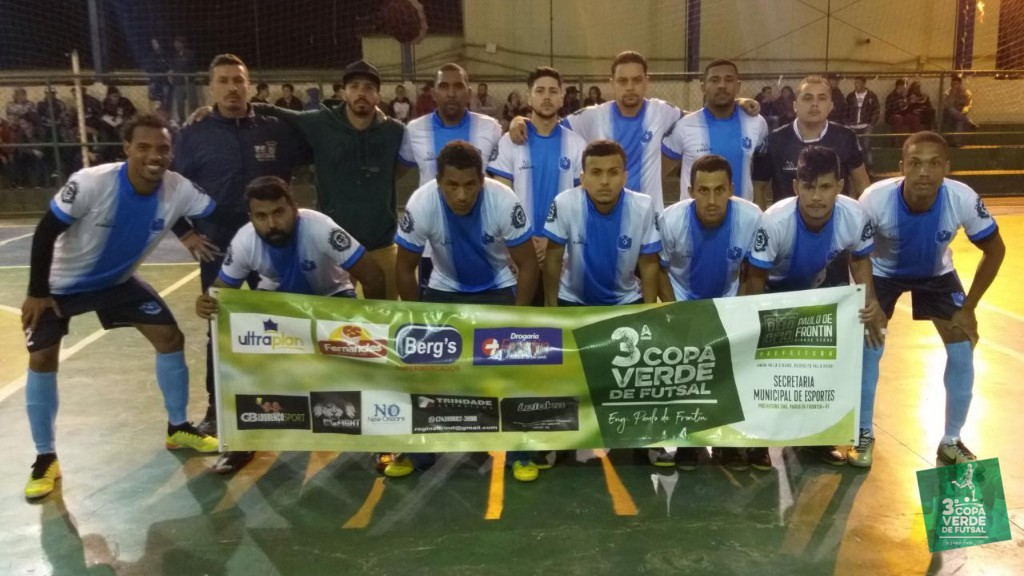 Copa Verde de Futsal 2019 - Morro Azul