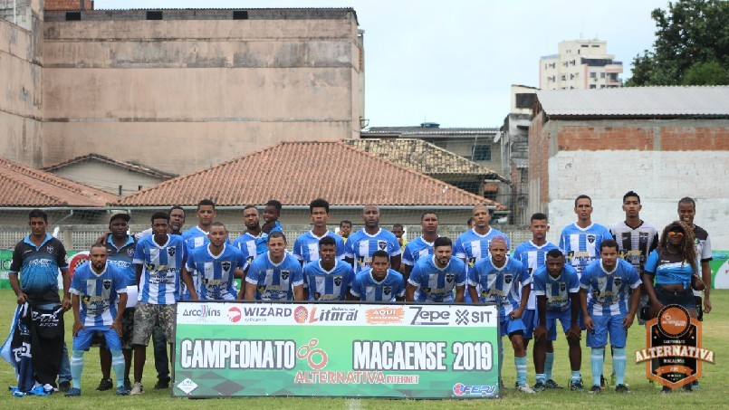 Campeonato ALTERNATIVA Macaense 2019 - ATERRADO F.C.