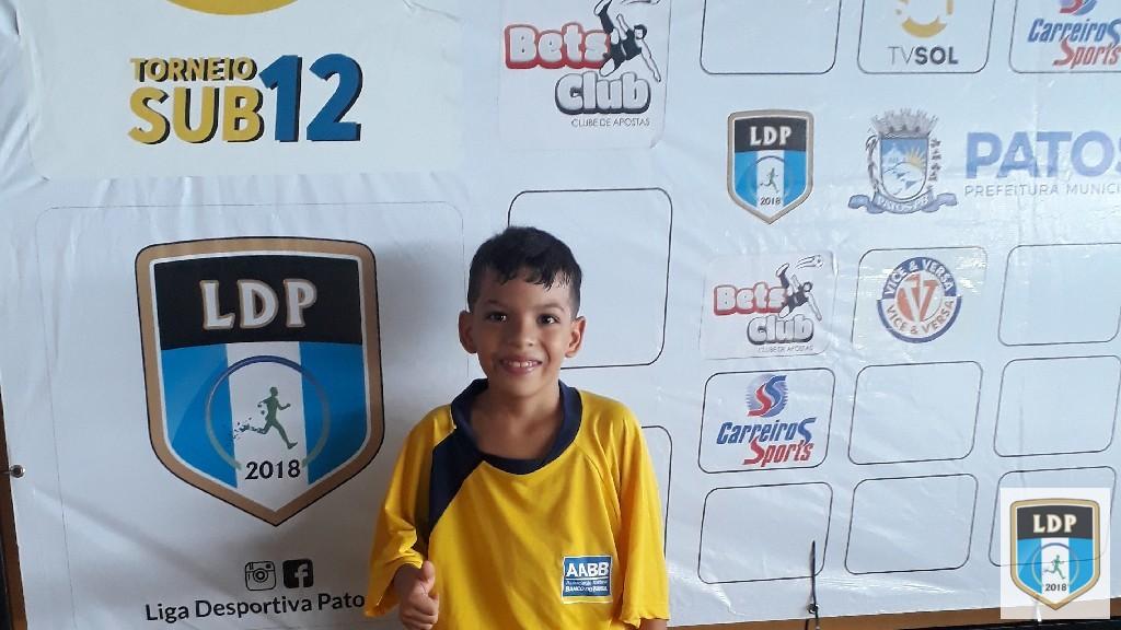 Liga Desportiva Patoense - atleta diogo !!