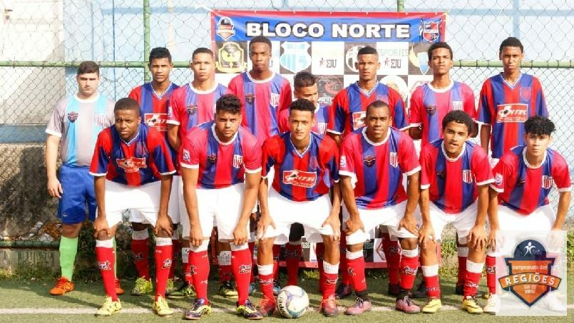 Campeonato Das Regiões Do Bloco Norte - time de C. de Lucas