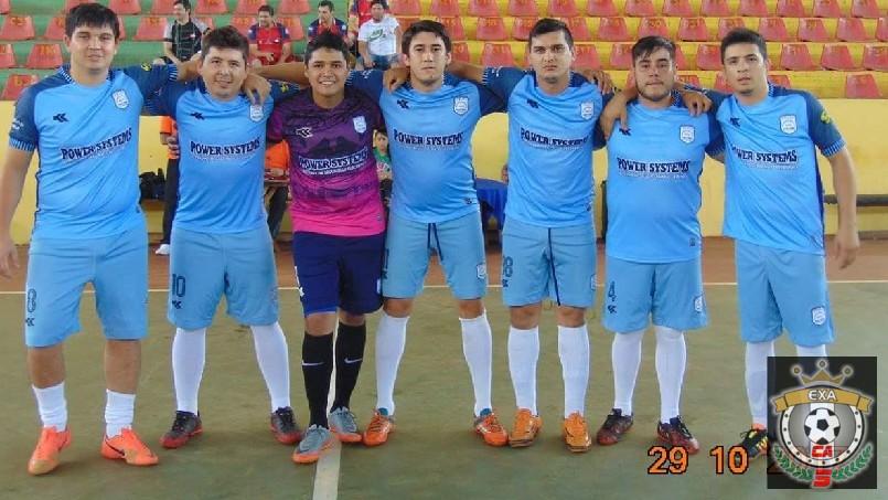 Torneo EXA CA5 - franco city
