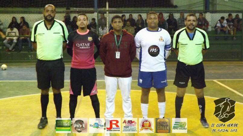 Copa Verde de Futsal 2018 - Ajax x Mulecada