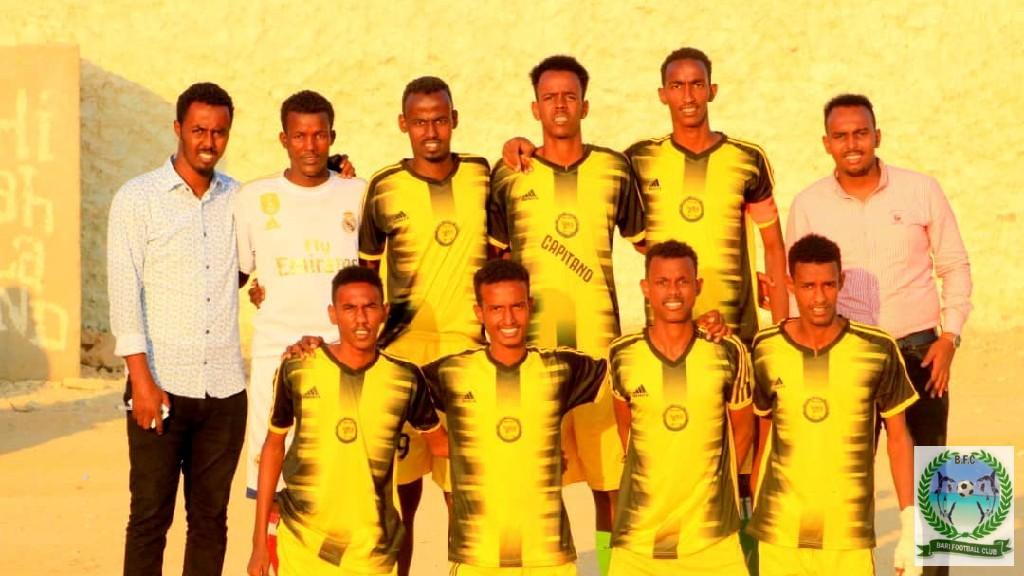 Bari Cup - al macruf team