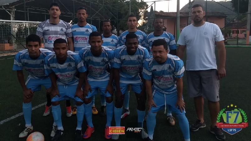 LIGA SERRANA DE FUTEBOL 7  - Humildade FC
