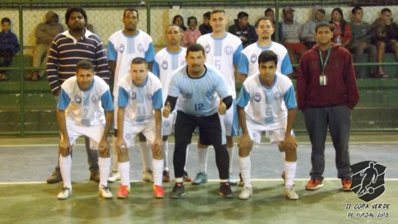 Copa Verde de Futsal 2018 - Grama City FC