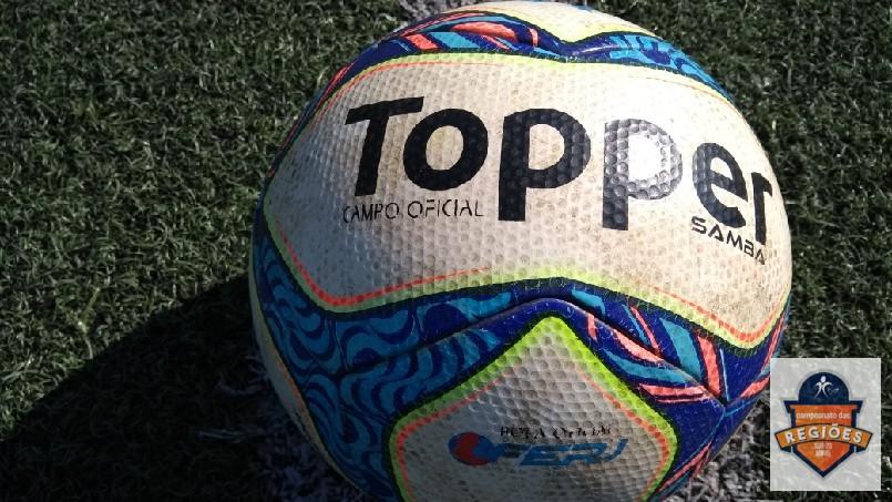 Campeonato Das Regiões Do Bloco Norte - bola do campeonato das regiões