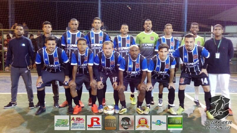 Copa Verde de Futsal 2018 - Mais Ou Menos FC