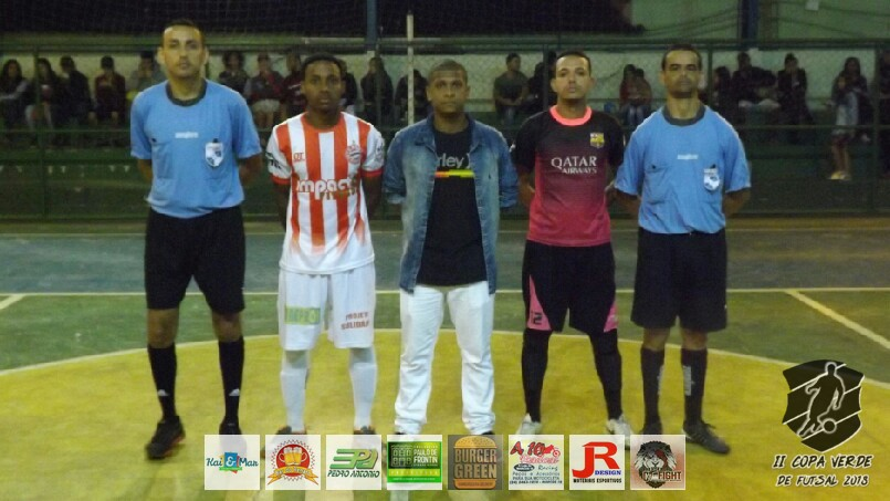 Copa Verde de Futsal 2018 - Mulecada x Baile de Munique