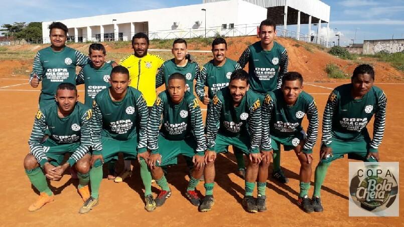 3°Copa Bola Cheia  - BCFC NA LUTA.