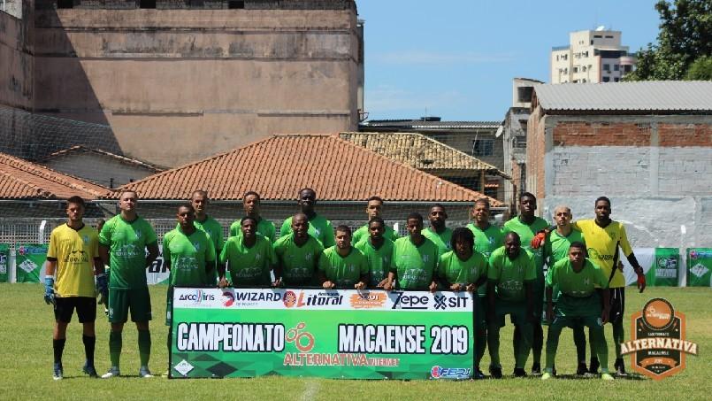 Campeonato ALTERNATIVA Macaense 2019 - A.E. CAJUEIROS