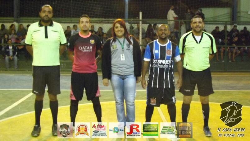 Copa Verde de Futsal 2018 - MMFC x MUL