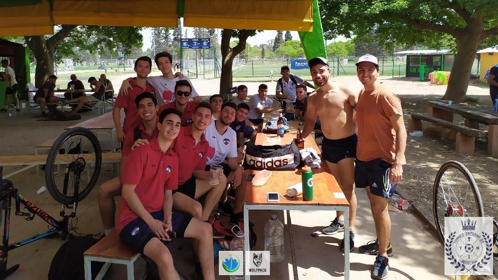 Torneo Interno de Medicina • Clausura 2019 - 3° Tiempo de Truncado Fc. post triunfo frente a un fuerte rival como Niza.