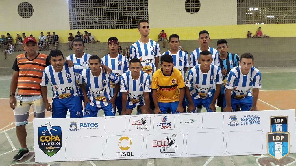 Liga Desportiva Patoense - cabral FC