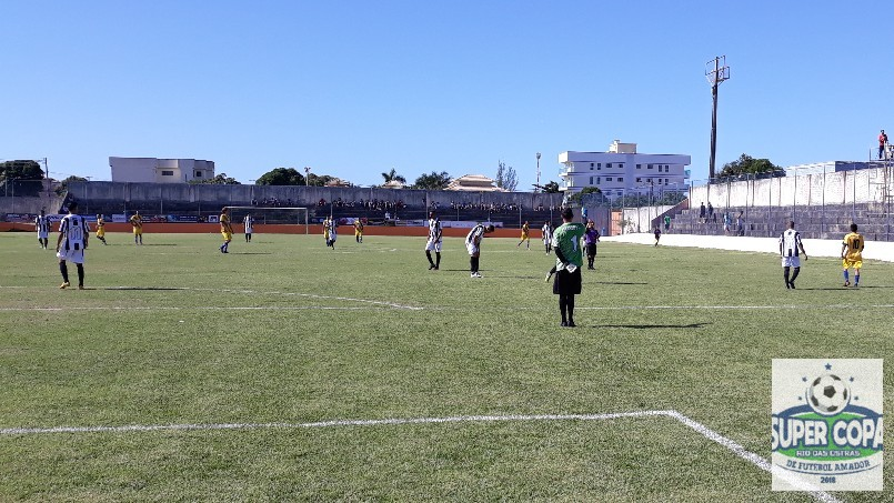 LIFRO - Liga Independente de Futebol de Rio das Ostras - Roni, goleiro do Recanto