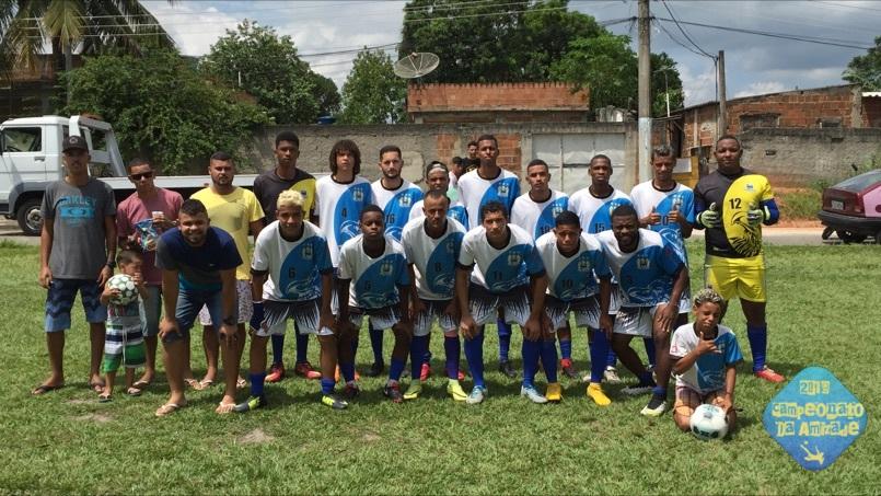 Campeonato Da Amizade  - mucaja city 🔵⚪️