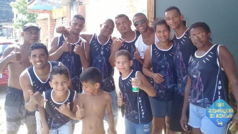 Campeonato Da Amizade  - família NAFTALINA