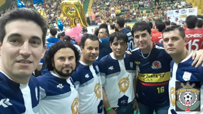 Torneo EXA CA5 - Los Interminables promo 98