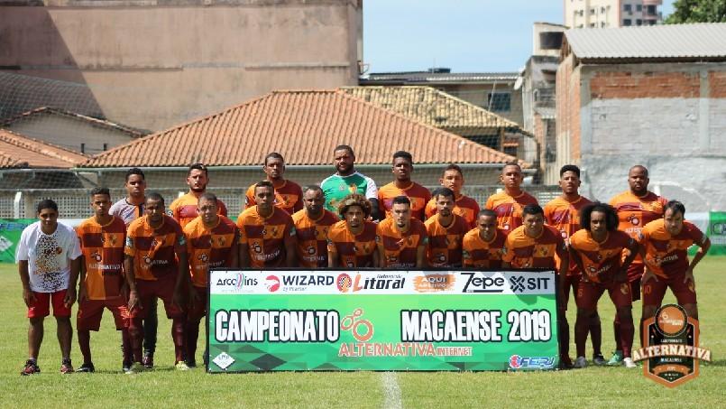 Campeonato ALTERNATIVA Macaense 2019 - E.C. BARRETO