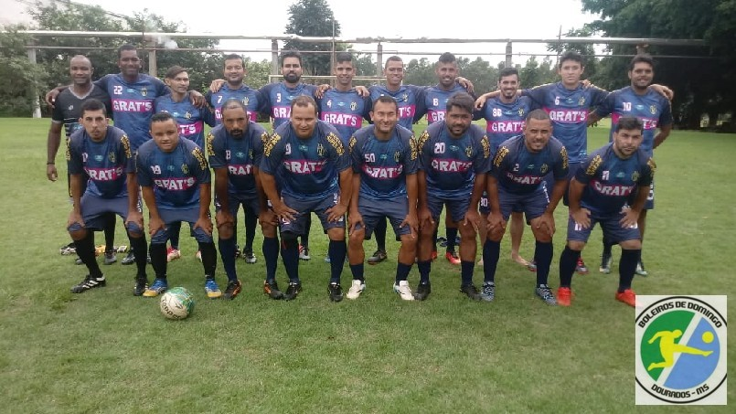 Domingo dos Boleiros 2019 - América FC Dourados