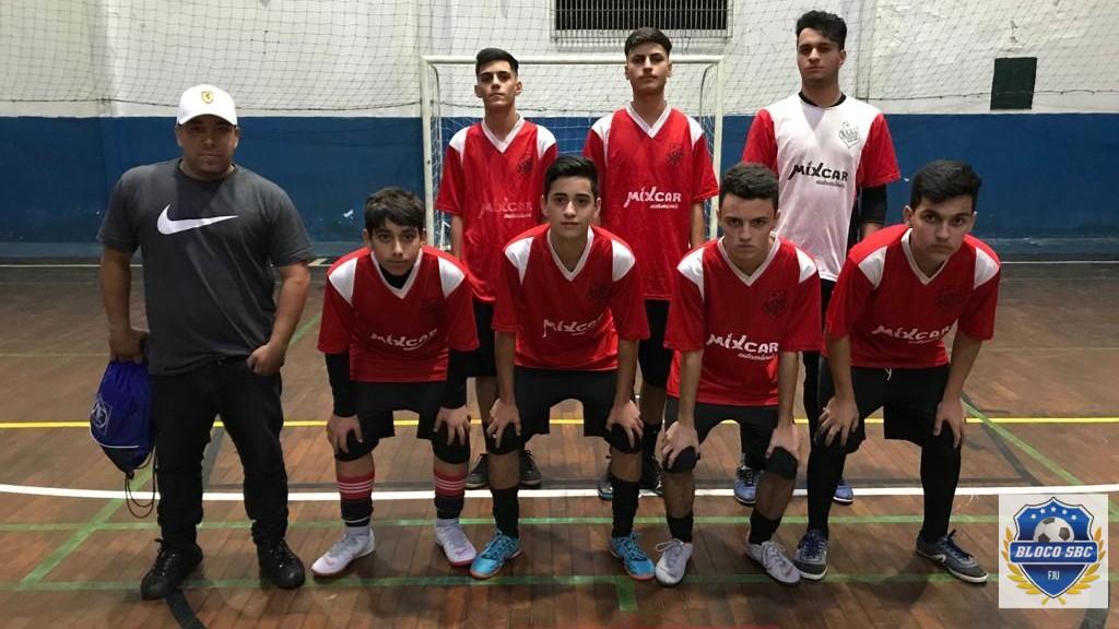 Copa Futsal FJU SBC  - São Leopoldo F.C