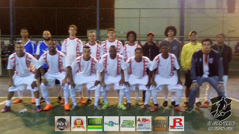 Copa Verde de Futsal 2018 - FC Baile de Munique