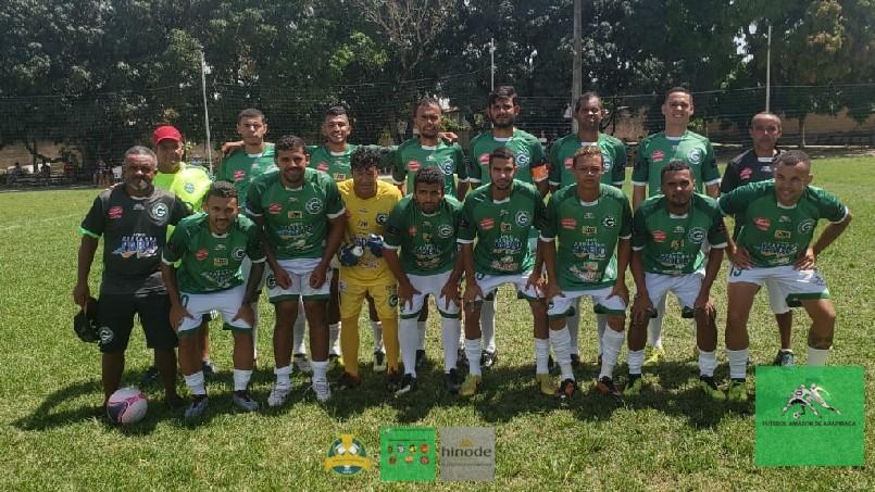 Futebol Amador De Arapiraca 2019 - Elenco do Goiás Poço Frio