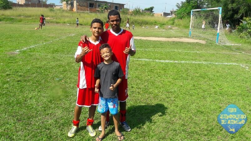 Campeonato Da Amizade  - 3 gerações Pai, Filho e Neto, #RUA das Palmeiras FC