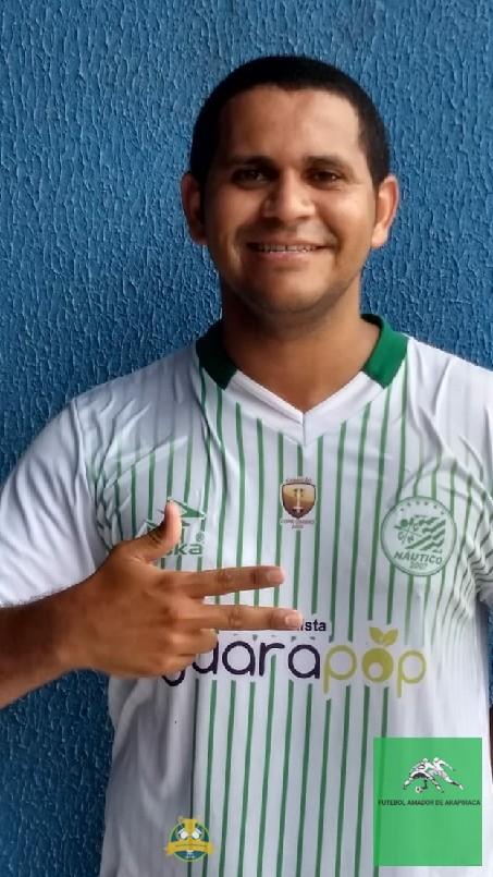 Futebol Amador De Arapiraca 2019 -  Deyvid Destaque do jogo