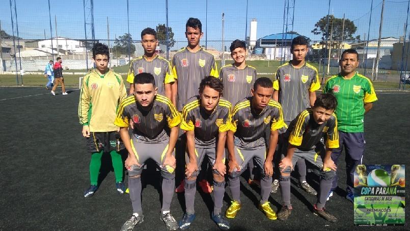 Copa Parana Futebol 7 Base - sub 15 ouro verde perde mais no 17 mantém o favoritismo e vence a exelente equipe do bad boys