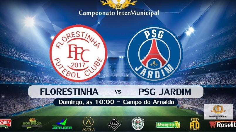 Campeonato Intermunicipal 2018 - Domingo tem