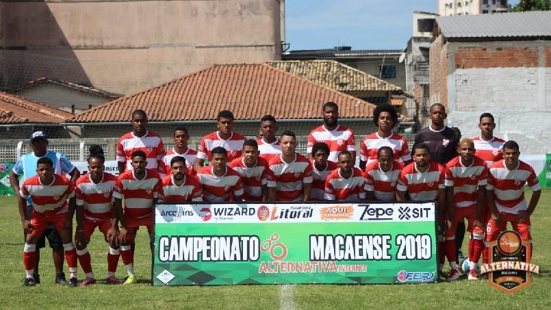 Campeonato ALTERNATIVA Macaense 2019 - MACAÉ F.C.