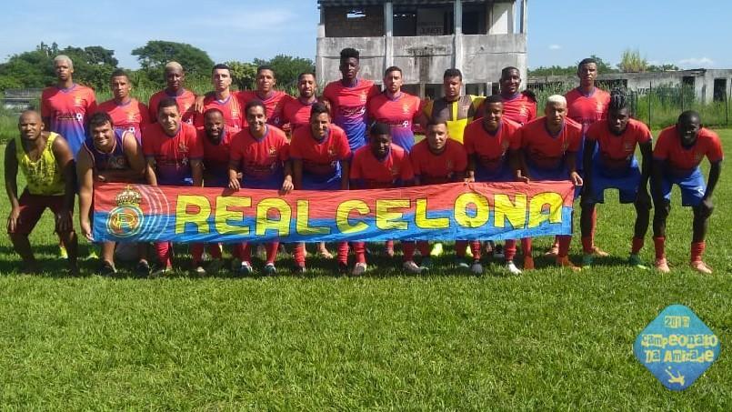 Campeonato Da Amizade  - Elenco Realcelona 🔴🔵 2019