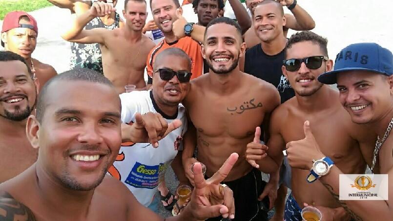 Campeonato Intermunicipal 2018 - alegria apóis a primeira vitoria.